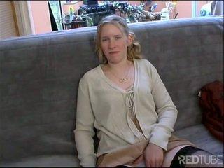 A foder meu esposa em o sofás