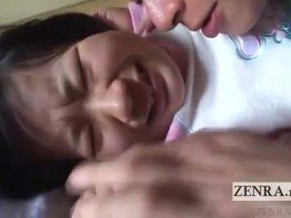Japan schulmädchen licked alle über english subtitles