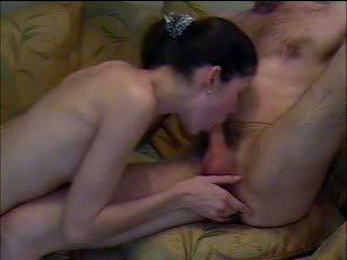 Licking schwanz mit passion video