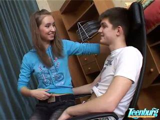 Attractive teenageralter