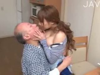 japanese sex, big boobs, old+young film