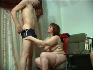 seks grupowy, swingers, stary + młoda