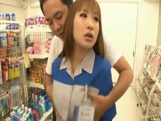 日本の, 奇怪, アジアの女の子