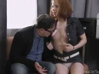 Tricky Old Teacher - Tess was Horny so She Went: HD Porn ca