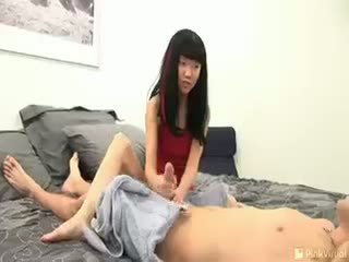 Lystra, With Her Spicy Korean Pussy, Wasn't Shy. I Stuck