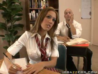 brunete, mirgo, skolniece
