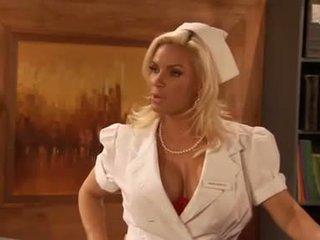 nurses, lesbian, pornstars