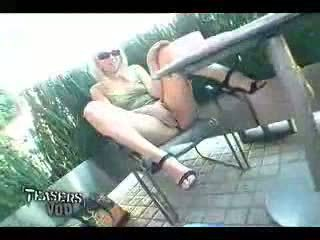 voyeur, vilkuv, seks