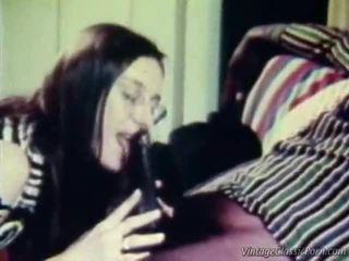 rotujenvälinen, retro porn, vintage sex