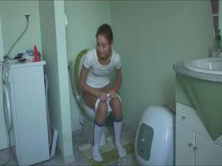 Polnisch natasha bei wasser closet