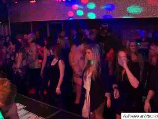 sexo grupal, meninas, dança