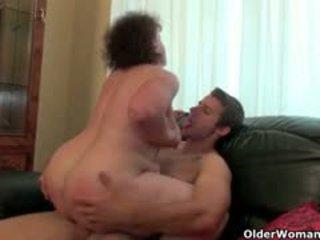 morena, big boobs, abuelita