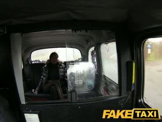 FakeTaxi Big tits babe has sex with taxi driver - Porn Video 031