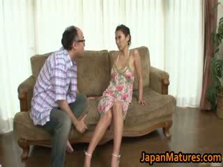 Asuka yuki hot eldre orientalsk babe