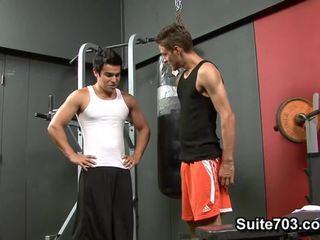 gay výstřik, svalové gay, gay fuck