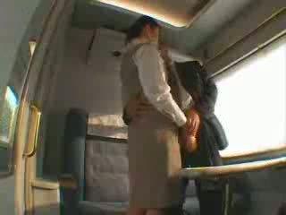 Japoneze treni servis qij video