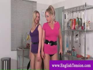 Mistresses punishing a weak emjekli