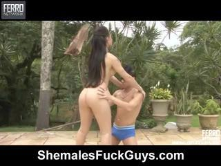 Mix Of Vids By Shemales Bonk Guys