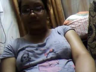 Bangla desi dhaka fille sumia sur webcam