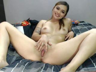 Vebkāmera 48: aziāti & masturbation porno video būt
