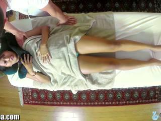 Trickyspa ekskluzīvs aziāti noķerti nepieredzējošas dzimumloceklis