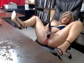 Slutty MILF Squirts with Vibrator, Free Porn 02