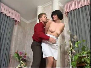 brunettes, anaal, russisch