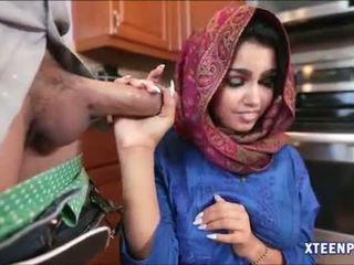 Arab hottie ada gets αυτήν μουνί filled με warm cumload