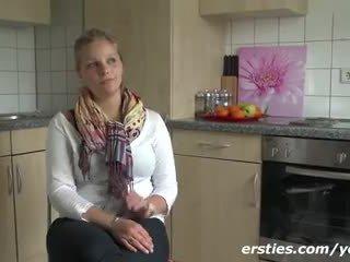 masturber, solo, allemand