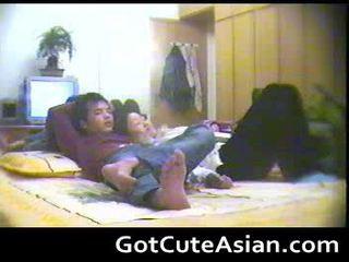 Kínai pair meglesés webkamera ázsiai amatőr