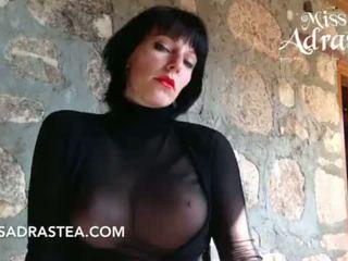 erting, dominatrix, bryster