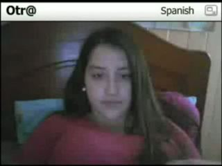 webcam, chatroulette, pendeja
