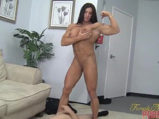 Angela salvagno - muscle চোদা