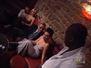 Italiana discoteca orgía vídeo