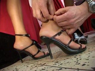 threesomes, foot fetish, german