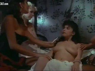 Michela miti naakt scènes van dolce pelle di angela