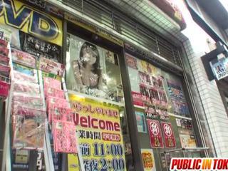 японски, публичния секс, свирка