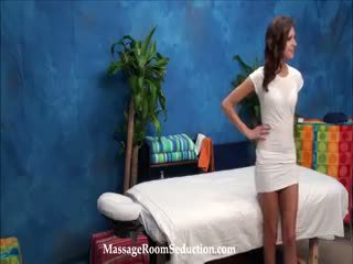 Hot Teen Presley Seduced And Fucked By Her Massage