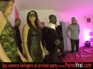 Franceze qejfli festë në një private klub pjesë 03