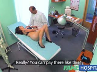 Fakehospital vietnamietiškas pacientas gives daktaras a seksualinis reward