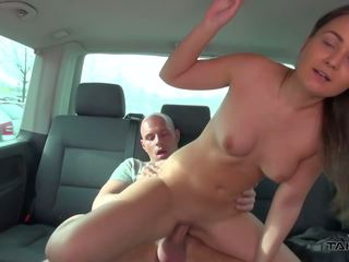 Takevan - Hard Fuck with Monster Cock to Tight Teen.