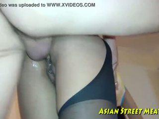 Asiatisch girlette does anal für liebe geld und gesundheit