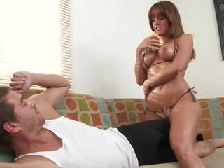 Wankz- Xander Has a Real Wet Dream with Rahyndee James