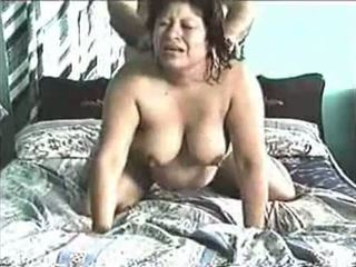 Fatty Mexican Wife Fucked