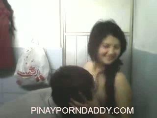 Research sa school paalam ni Jenny sa daddy niya - Pinayporndaddy