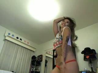 Punk Beauty 5: Free Latin Porn Video