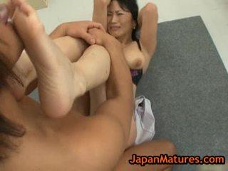 Natsumi kitahara acquires screwed schwer