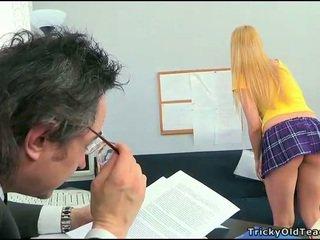Seks lesson z napalone nauczycielka