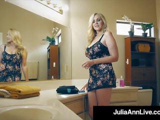 Die heißesten milf im porno julia ann bangs ein gesamt porno