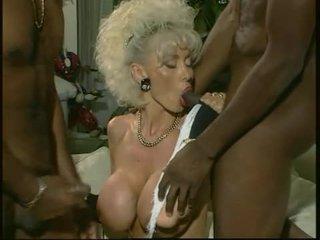 Dolly buster - mẹ tôi đã muốn fuck fucked lược qua 2 đen guys